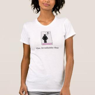 """Brudtärnaskjorta - """"den tillgängliga """", tee shirts"""