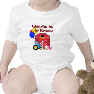 Bruka 1st födelsedagTshirts och gåvor Creeper