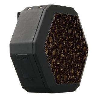 Brun Cheetah för guld Svart Bluetooth Högtalare