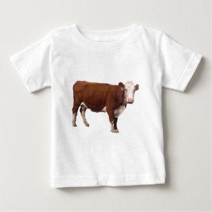 Brun ko tee shirt