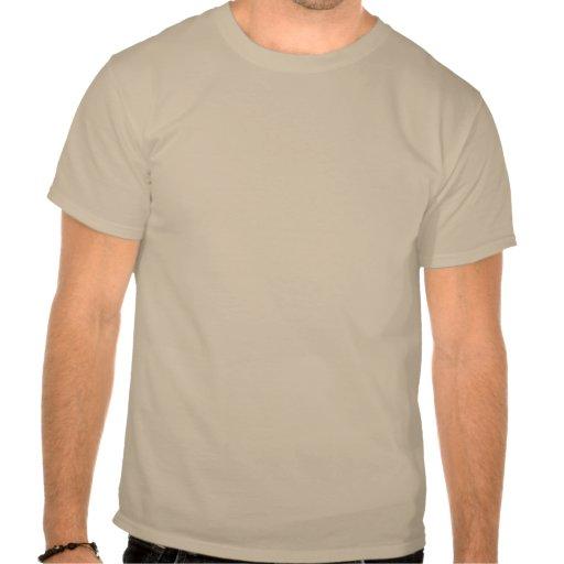 Brun mammaafrikautslagsplats tee shirts