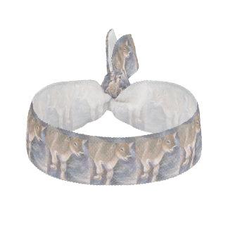Brun schweizisk kalv hårband