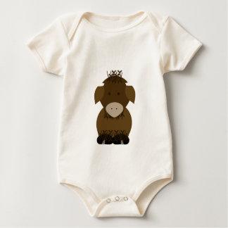 Bruna Yak Body För Baby