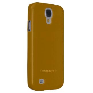 Brunt fodral för Robert Samsung galax s4 Galaxy S4 Fodral