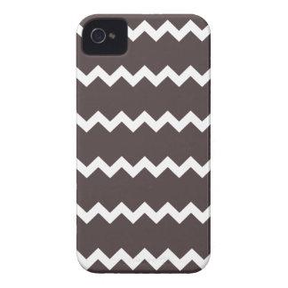 Brunt Iphone 4/4S för kaffe fodral iPhone 4 Case-Mate Skydd