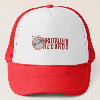 Brutaliserade rekord - hatt (gorraen) keps