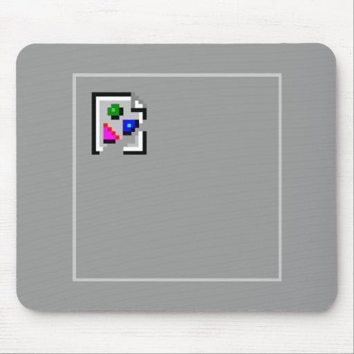 Brutet avbilda JPEG för JPGPNG-GIF Musmatta