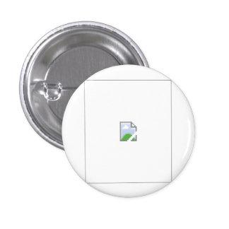 Brutna internet avbildar symbolen mini knapp rund 3.2 cm
