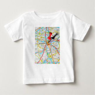 Bruxelles Brussel, Bryssel i Belgien T-shirts