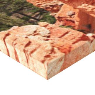 Bryce kanjon, Utah, USA 3 Canvastryck