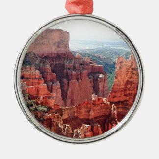 Bryce kanjon, Utah, USA 5 Julgransprydnad Metall