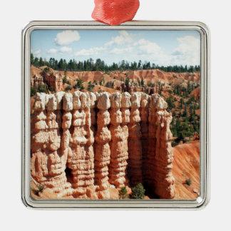Bryce kanjon, Utah, USA Julgransprydnad Metall