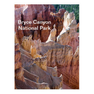 Bryce kanjon vykort
