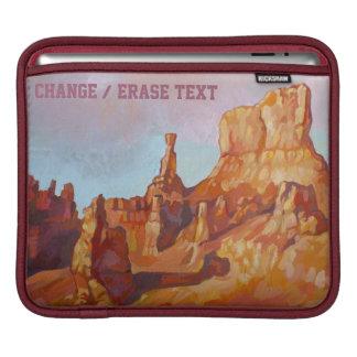 Bryce kanjonnationalpark iPad sleeve