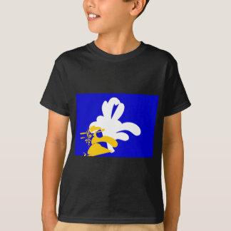 Bryssel-Flaggor T-shirt