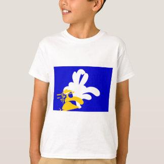 Bryssel-Flaggor Tee Shirts