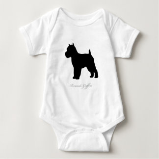 Bryssel Griffon silhouette T-shirts