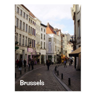 Bryssel Vykort