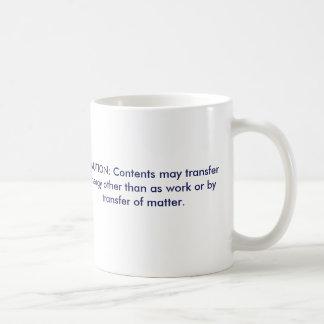 Bryt lagarna av fysik! kaffemugg