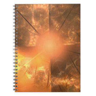 bryter anteckningsbok