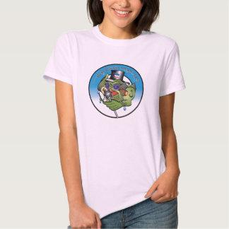 Bubba Mudcat utslagsplats T Shirts
