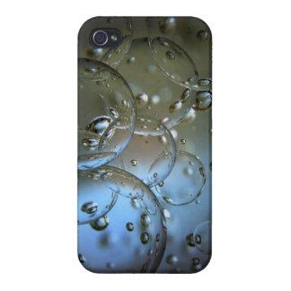 Bubbla bubblar iPhone 4 skal