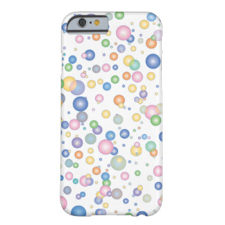 Bubblar Barely There iPhone 6 Skal