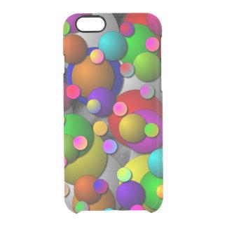 Bubblar Clear iPhone 6/6S Skal