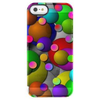 Bubblar Clear iPhone SE/5/5s Skal