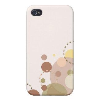 Bubblar iPhone 4 Skydd
