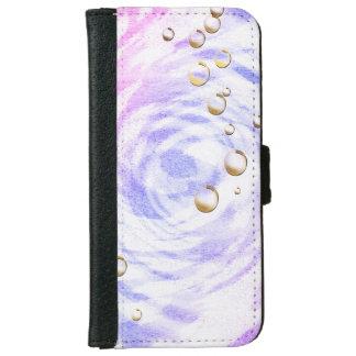 Bubblar iPhone 6/6s Plånboksfodral
