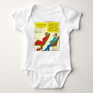 Bubblar privat tanke 892 terapeuttecknaden tee shirts