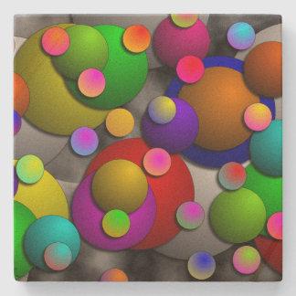 Bubblar vid Kenneth Yoncich Underlägg Sten
