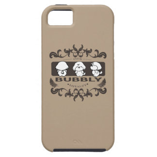 Bubblig klubb iPhone 5 Case-Mate fodral