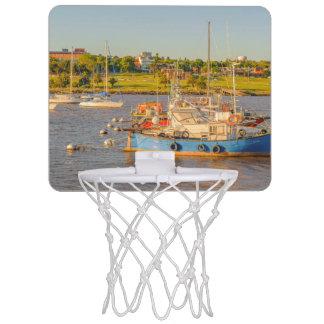 Buceo port, Montevideo, Uruguay Mini-Basketkorg