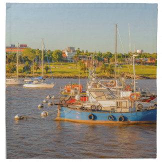 Buceo port, Montevideo, Uruguay Tygservett