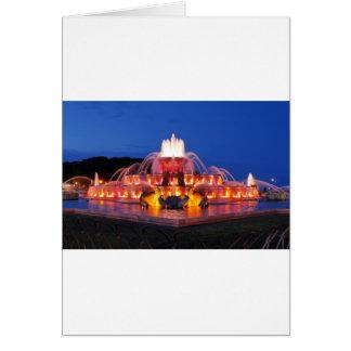 Buckingham fontän 02.JPG Hälsningskort