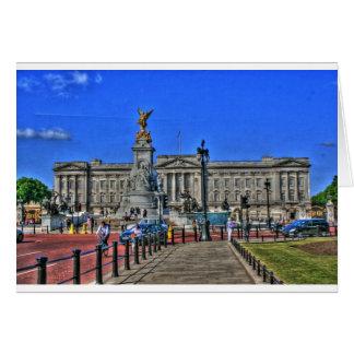 Buckingham Palace Hälsningskort