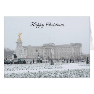 Buckingham Palace London Hälsningskort