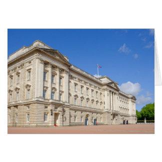 Buckingham Palace London UK hälsningkort Hälsningskort