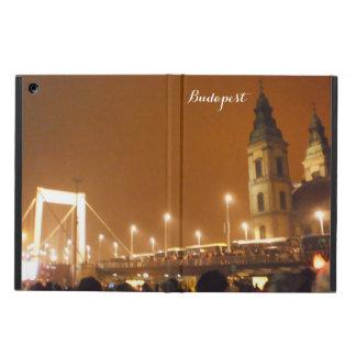 Budapest Elizabeth överbryggar luft för iPad Air Fodral