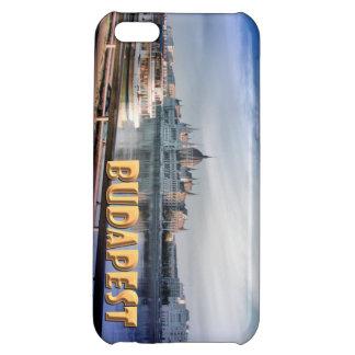 Budapest iPhone 5C Mobil Skal