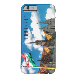 Budapest iphone case barely there iPhone 6 skal