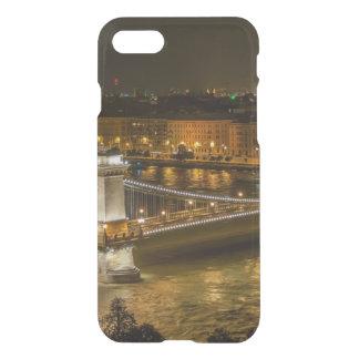 Budapest kedjar överbryggar iPhone 7 skal