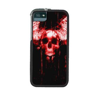 Budbärare av död iPhone 5/5S fodral
