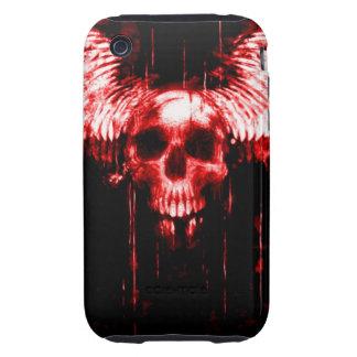 Budbärare av död tough iPhone 3 fodraler