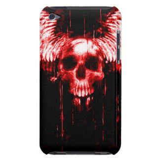 Budbärare av död iPod touch cases