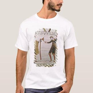Budbärare av hertigen William kom att finna T-shirt