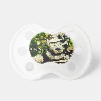 Budbärare av kärlekbjörnnappar napp