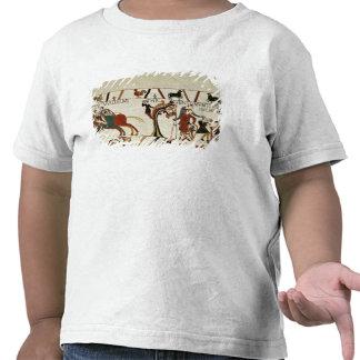Budbärare från hertigen William till grabben de T Shirts